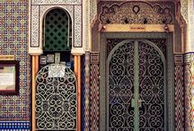 Home: Moroccan Decor / Inspiration from Morocco