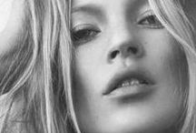 Kate Moss / We're Not Worthy. Long Live Kate!