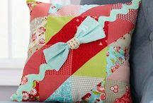 Pillow Talk / Pillows to sew