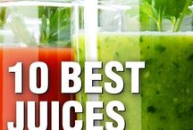 Juicing! / Juicing and smoothie recipes.