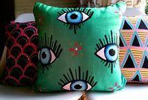 Pillows! / Pillows for everyone!