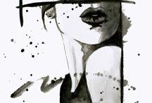 VISUAL ART // Illustrations / by Anthea Lybaert