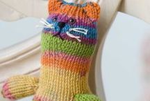 Knit Inspiration / Can't decide what you want to knit? Use our knit inspiration board for ideas!