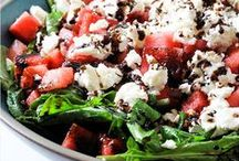 Ensaladas / Power up the day! / by Katherine Luangkhot