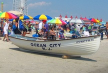 Ocean City - The Real Jersey Shore / Ocean City, New Jersey and surrounding areas  / by Chilly Paws