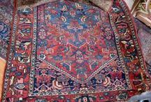 Antique Oriental Carpets & Rugs thefunkhouse.com / Available at The Funk House