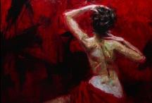 VISUAL ART // paintings / by Anthea Lybaert
