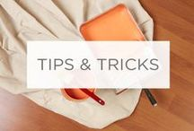 Tips & Tricks / A collection of tutorials on textured walls, easy cleanup and everything in between.  / by Valspar