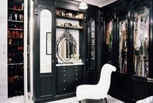 Dressing Rooms / Turning my spare room into an office/big closet/vanity area :)