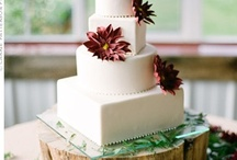 party and wedding cakes / by Pippa Bainbridge