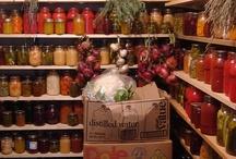 recipes-in jars etc