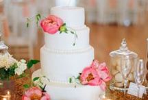 Wedding Cakes + Food + Drinks