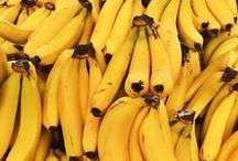 That's it Fruit - Bananas / Banana recipes and ideas. #bananas #fruit / by That's it.