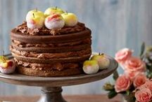 Recipes - Cakes & Frostings