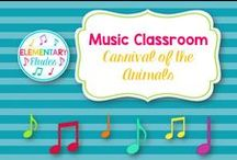 Music Classroom - Carnival of the Animals