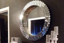 Customer Images / Check out these different ways people have used Howard Elliott Mirrors, Accessories & Accent Furniture!