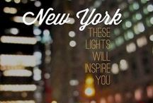 New York {Where dreams are made of} / by Emily Sarver