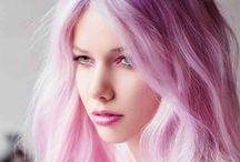PRETTY PASTELS / Lavender. Pastel Lavender.