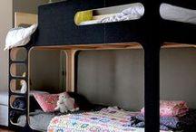 Homes // Girls' Room