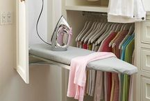 Apartment Closets / by Amelia Cody