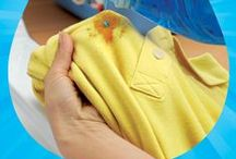 Laundry Stain Pre-Treater / When stains happen, fight grease with Dawn. / by Dawn