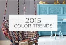 2015 Color Trends / by Valspar