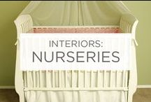 Interiors: Nurseries / by Valspar