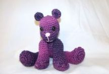 Adorable Amigurumi / Celebrate all kinds of amigurumi: crochet and knit patterns for animals, food, toys, and more!