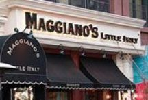 Maggiano's Recipes / by S.G. W.
