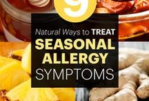Allergies / Find out the facts and tricks to combating your allergies this season
