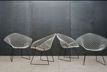 Mid-Century // Chairs / Metal