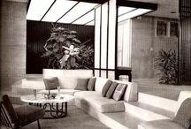 Mid-Century // Interiors