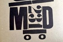 Mid-Century // Typography