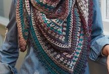 Shawls & Scarves / Knit & Crochet Free Patterns for Shawls & Scarves