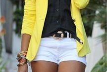 My Style / by Brittnie Sigamoney