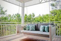 Porches, Patios & Outdoor Spaces / by Elizabeth Klar