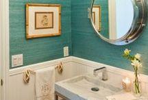 Bathroom / Bathroom Designs / by Elizabeth Klar