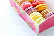 Yummy / Cookies, Macarons, Cupcakes...uhmm! Delicious!!