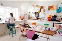Workroom / Home studio - ideas