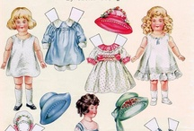 Paper Doll Printables / #Paperdollprintables - Greatpaperdollprintablesforscrapbooksandkids.