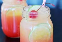 Drinks, Cocktails, & Punches / #Smoothies, #Drink, #Coolers, #Healthy Drinks, #Lemonade, #Slush,