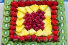 Fruit & Jam Recipes / #Fruit, #Fruit Snacks, #Fruit Bars, #Fun Fruit, #Fruits, Fruit Pudding, Fruit Snack