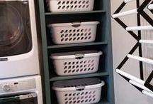 Laundry Ideas & Storage