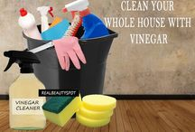 Cleaning / by Tab Ames