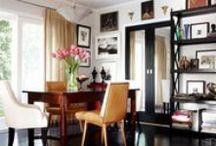 Office Spaces / by Elizabeth Klar