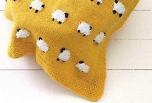 Wool / knit- Knittting- Wool