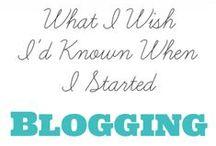 Be a Better Blogger / Blogging tips, social media strategy, etc.