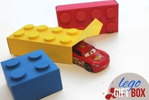 Lego's, & Lego Plans & Directions