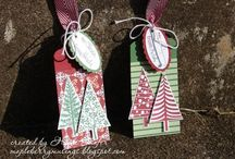 Gift Tags / by Tab Ames