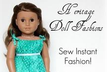 American Girl Dolls, & Clothing / #American Girl Dolls, #Dolls, #Doll Clothes, #American Girl Doll Clothes, #Doll Furniture. #Minitures.